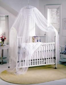 Moustiquaire pour lit bebe