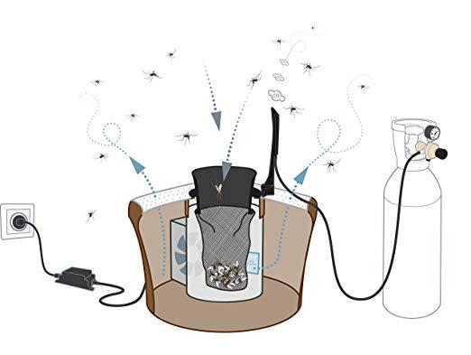 Piege a moustique biogents utilisation efficacite