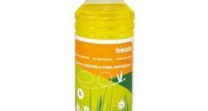 Les produits anti-moustique à la citronnelle interdit … au Canada