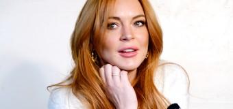 Lindsay Lohan piquée par un moustique