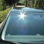 Lave-glace anti-moustique pour voiture
