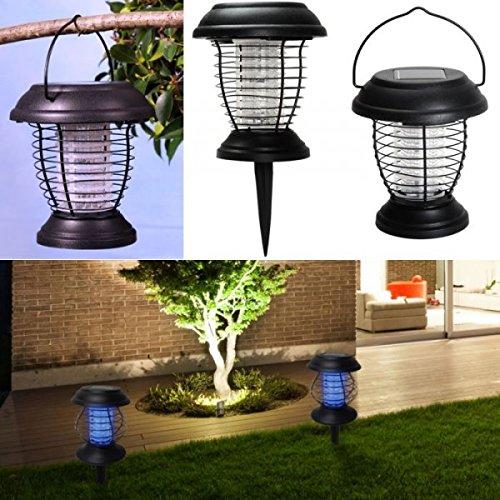 Lampe solaire anti moustique produit anti - Lampe anti moustique ...