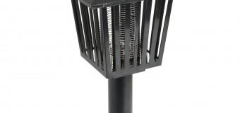 Lampe solaire anti moustique