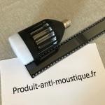 Ampoule anti moustique à visser E27