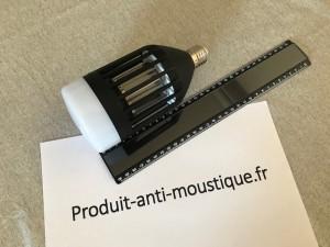Ampoule anti Moustique led