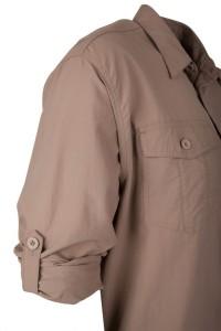chemise special moustique