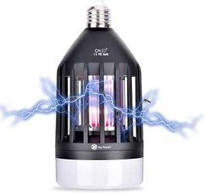 Ampoule anti moustique 3 positions
